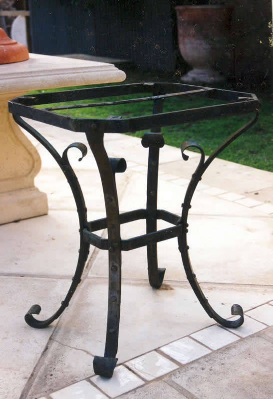 Wrought Iron Patio Table Part 82